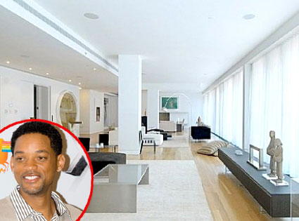 Will Smith, Estate