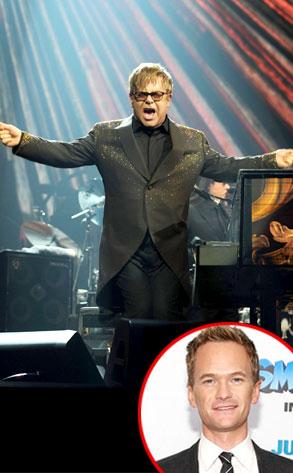 Elton John, Neil Patrick Harris