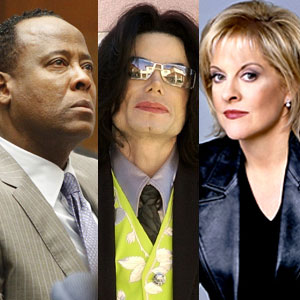 Michael Jackson, Conrad Murray, Nancy Grace