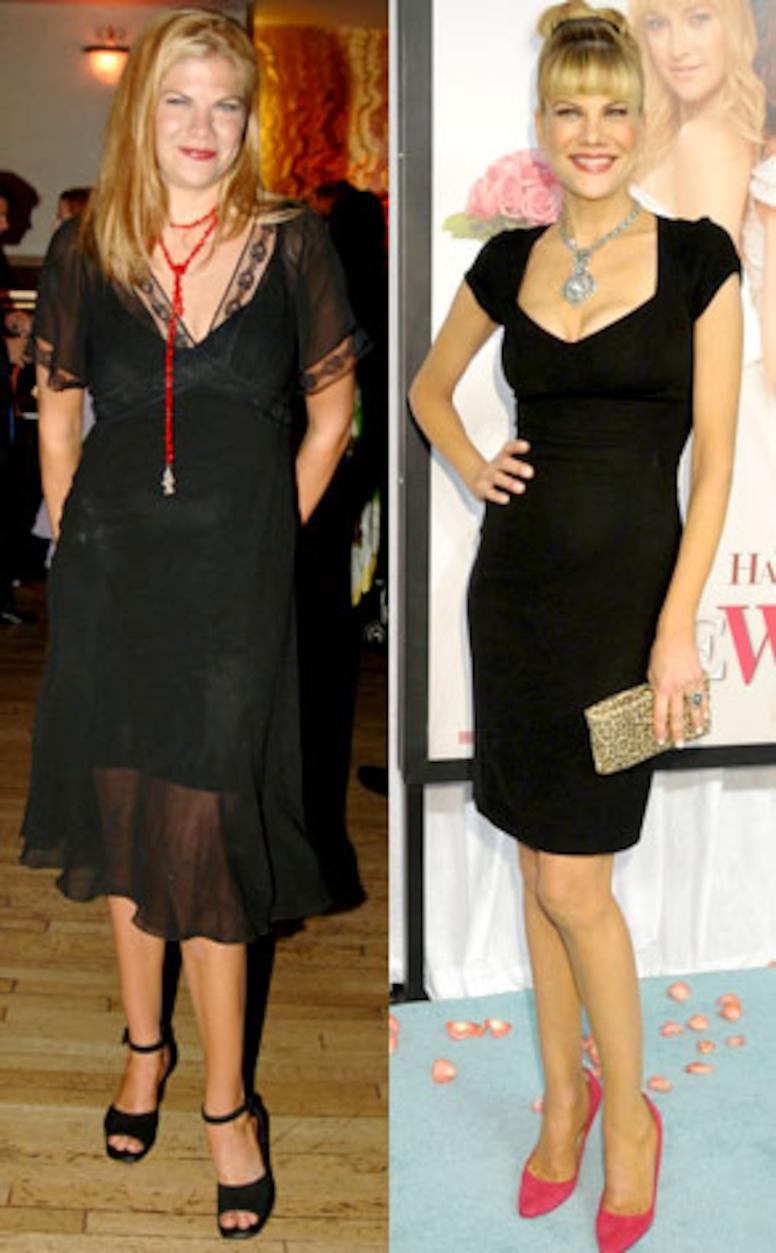 Kristen Johnston Weight Gain