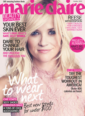 Reese Witherspoon, Marie Claire