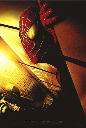 Spiderman poster