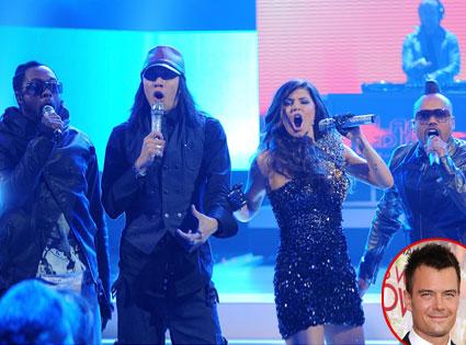 Josh Duhamel, Black Eyed Peas