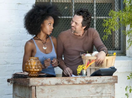 The Kids Are all Right, Mark Ruffalo, YaYa DaCosta