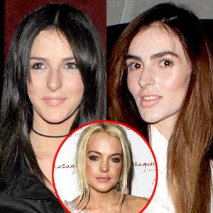 Ali Lohan, Lindsay Lohan