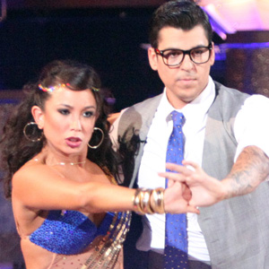 Cheryl Burke, Rob Kardashian, Dancing with the Stars, DWTS
