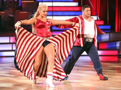 Chaz Bono, Lacey Schwimmer, Dancing with the Stars, DWTS