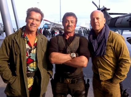 Arnold Schwarzenegger, Twitter