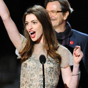 Anne Hathaway, Gary Oldman