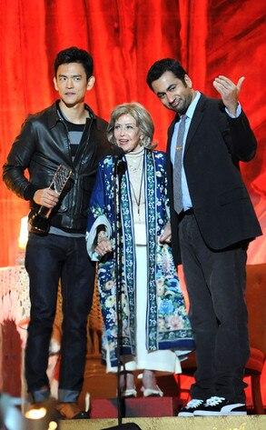 Spike TV's SCREAM Awards, John Cho, Kal Penn, June Foray