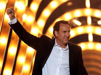 Spike TV's SCREAM Awards, Nicolas Cage