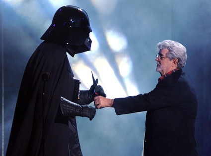 Spike TV's SCREAM Awards, George Lucas, Darth Vader