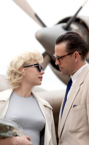 Michelle Williams, Dougray Scott, My Week with Marilyn