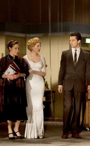 Michelle Williams, Zoe Wanamaker, Dominic Cooper, My Week with Marilyn