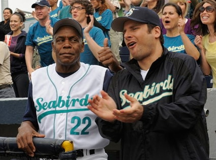 Danny Glover, James Roday, Psych