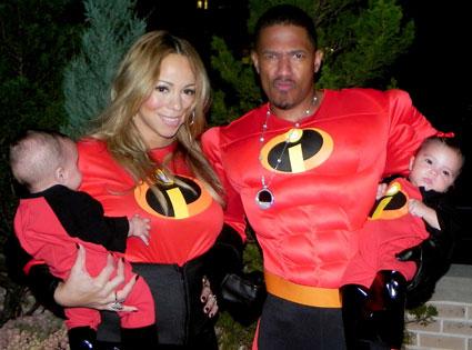 Moroccan Cannon, Mariah Carey, Nick Cannon, Monroe Cannon