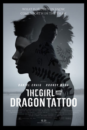The Girl With The Dragon Tattoo, Poster