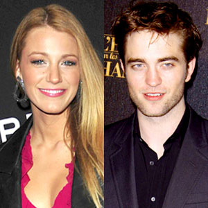 Blake Lively, Robert Pattinson