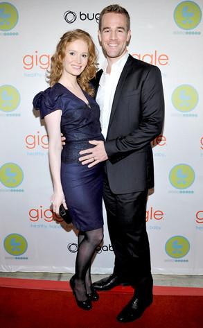 James Van Der Beek, Kimberly Van Der Beek