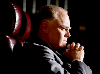 LEONARDO DiCAPRIO, J. Edgar Hoover