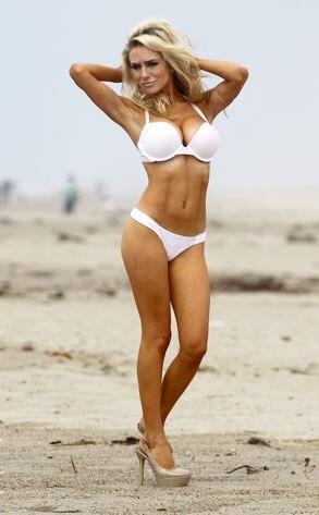 Bikini courtney stodden beach very valuable