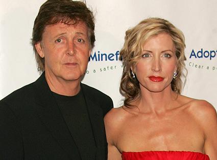 Paul McCartney, Heather Mills