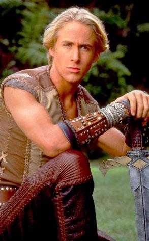 Ryan Gosling, Young Hercules
