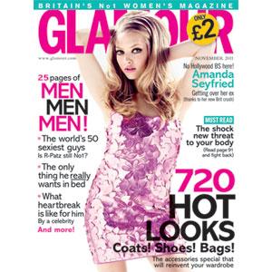 Amanda Seyfried, Glamour UK