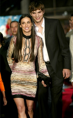 Is ashton kutcher still dating demi moore