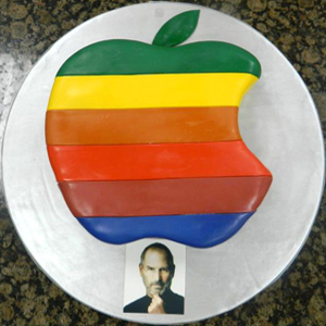Steve Jobs, Apple Cake