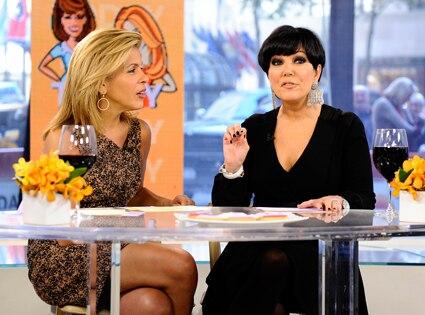 Kris Jenner, Hoda Kotb, The Today Show