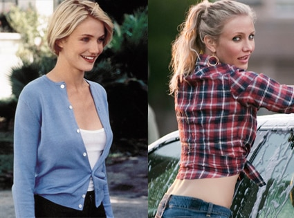 Cameron Diaz, Theres Something About Mary, Bad Teacher
