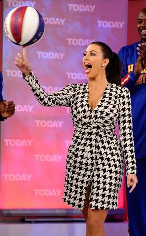 Kim Kardashian, Today Show