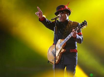 Tito Jackson, Michael Forever Tribute Concert