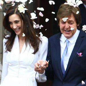 Sir Paul McCartney, Nancy Shevell