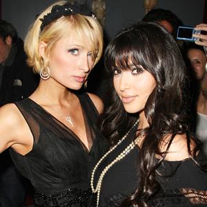 Paris Hilton, Kim Kardashian
