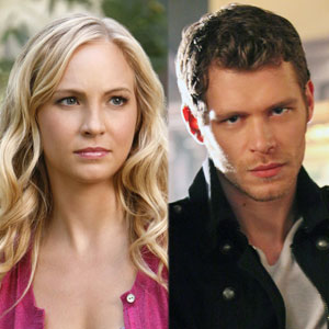 Candice Accola, THE VAMPIRE DIARIES, Joseph Morgan