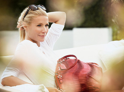 Gwyneth Paltrow, Coach Ad