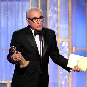 Martin Scorsese, Golden Globes