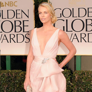 Charlize Theron, Golden Globes