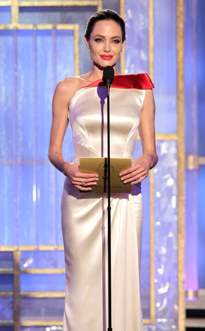 Angelina Jolie, Golden Globes