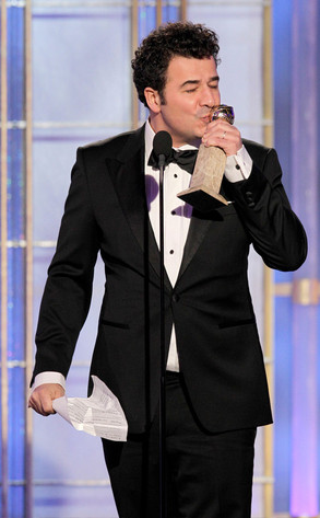 Ludovic Bource, Golden Globes