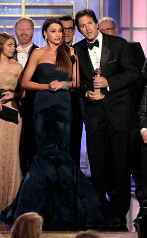 Modern Family, Golden Globes