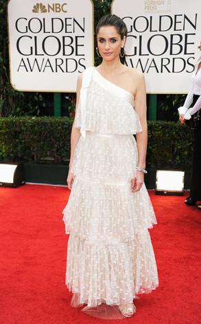 Amanda Peet, Golden Globes