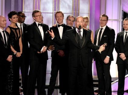 Homeland, Golden Globes