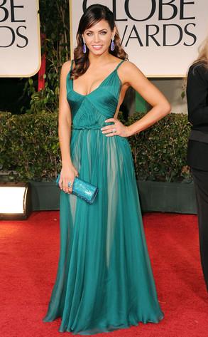 Jenna Dewan, Golden Globes