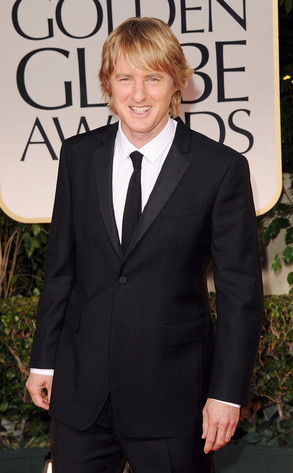 Luke Wilson, Golden Globes
