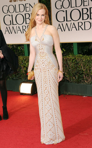 Nicole Kidman, Golden Globes
