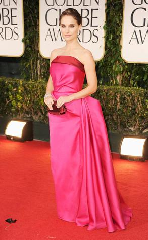 Natalie Portman, Golden Globes