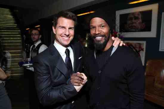 Tom Cruise, Jamie Foxx, Grey Goose